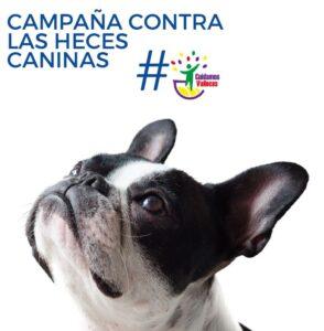 Cuidamos Vallecas. Campaña contra las heces caninas