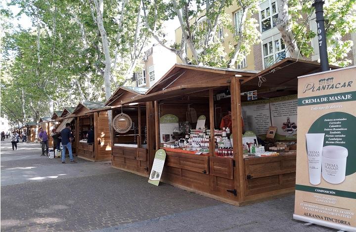 Feria de Artesanía Bulevarte