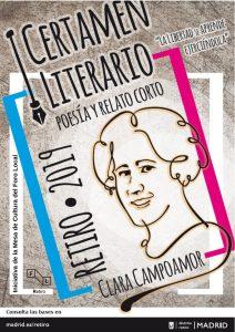 I Certamen Literario Clara Campoamor de Retiro