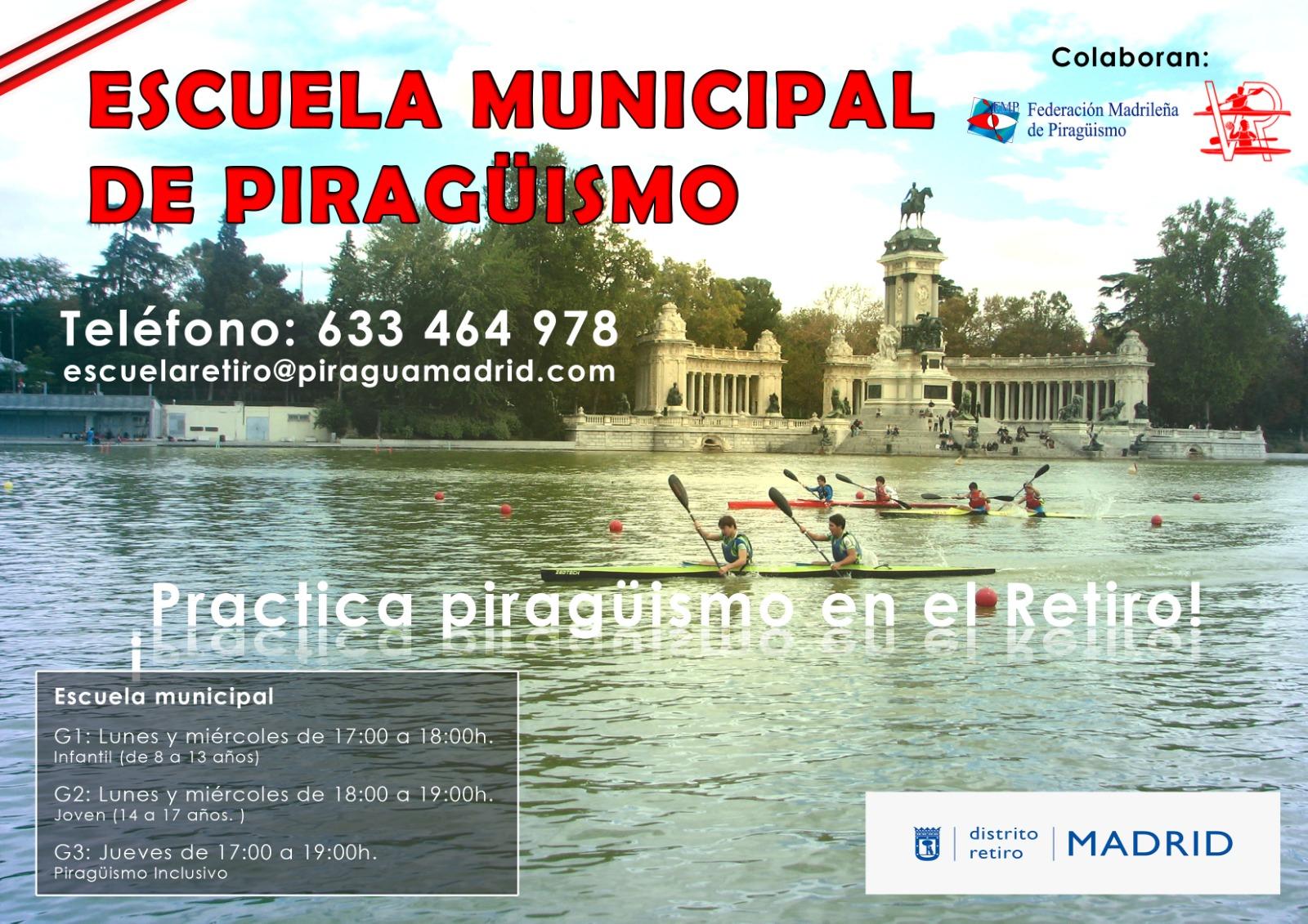 Escuela Municipal de Piragüismo