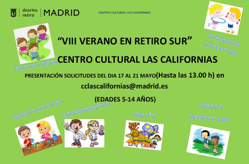 Campamentos Centro Cultural Las Californias