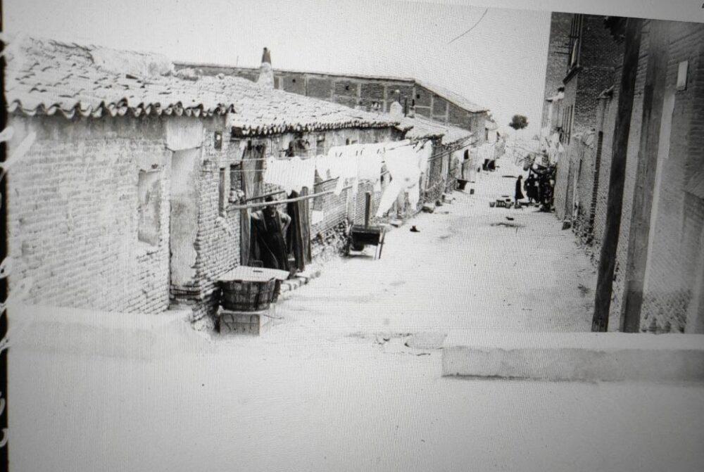 Pasaje de Indalecio actual pasaje de San Juan de Dios