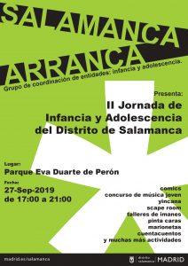 Salamanca Arranca