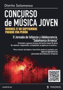 Concurso de Música Joven Salamanca