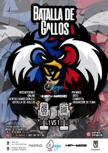 Batalla de gallos de San Blas-Canillejas