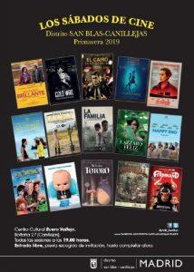 'Sábados de Cine' en el Centro Cultural Buero Vallejo