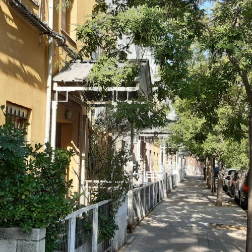 Calle Goyeneche
