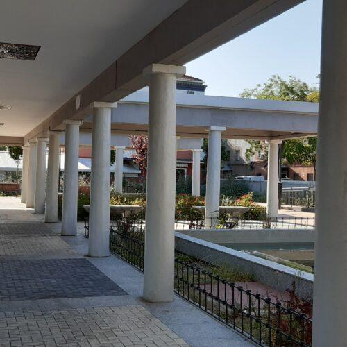 Plaza Romana