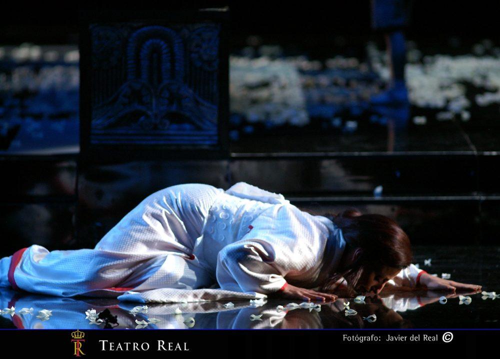 detalle Madama Butterfly del Teatro Real. foto: Javier del Real