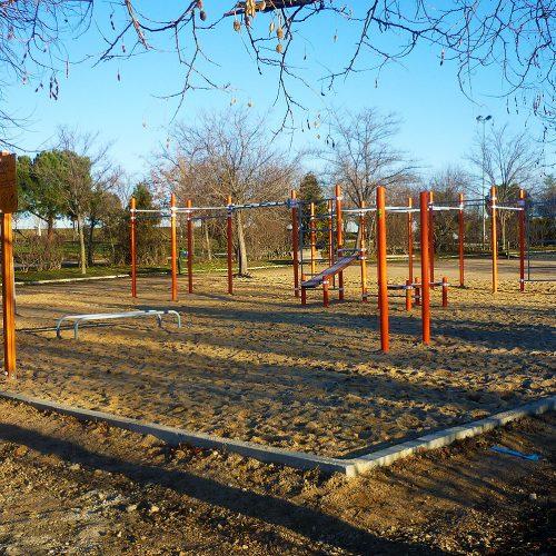 Parque de la Cuña Verde de Vicálvaro