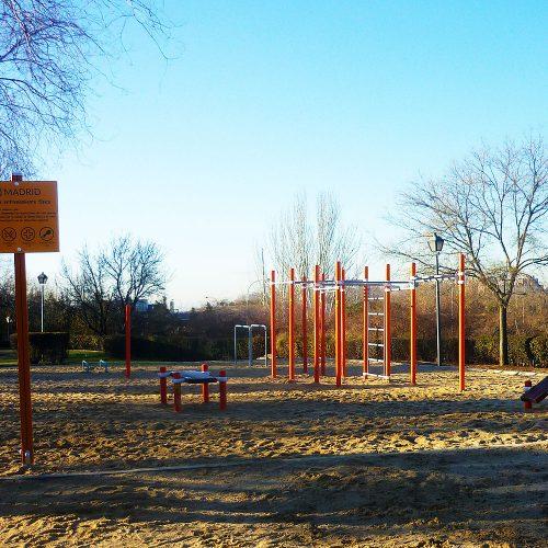 Parque Lineal M40 (Parque Alcalde Jesús Pérez Quijano)