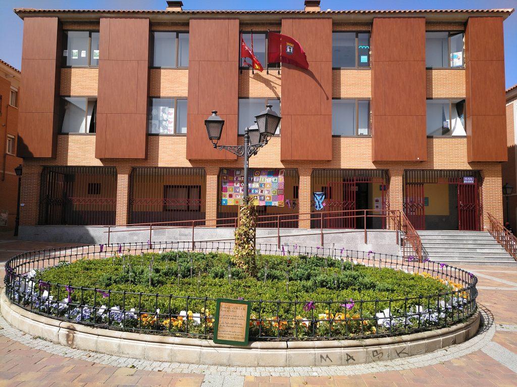 Plaza de las Mujeres de Vicálvaro