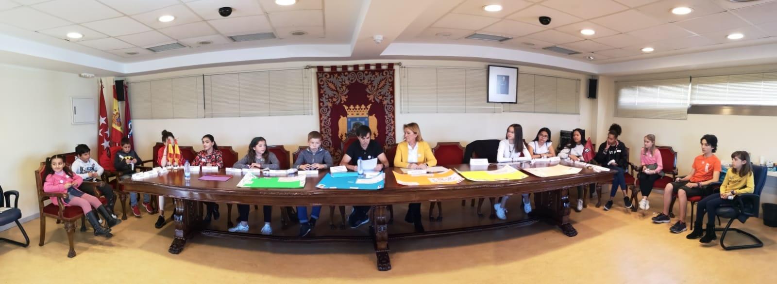 Comisión de Participación Infantil y Adolescente de Vicálvaro