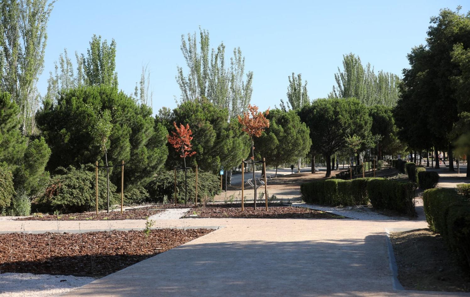 Parque Alcalde Jesús Pérez Quijano