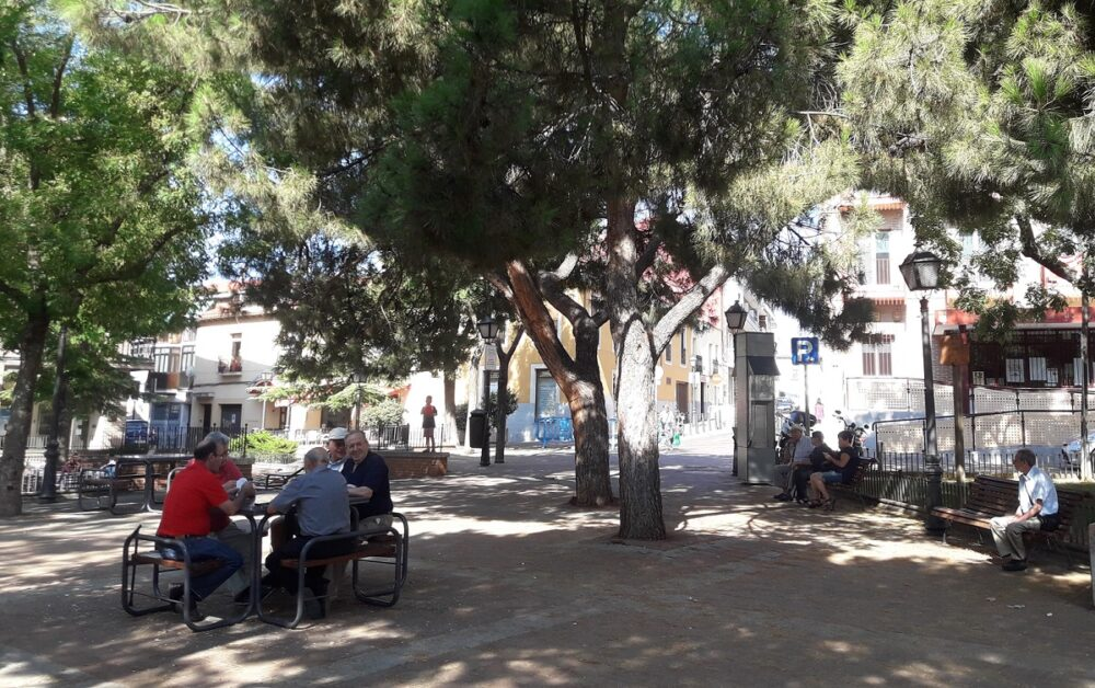 Plaza Don Antonio de Andrés