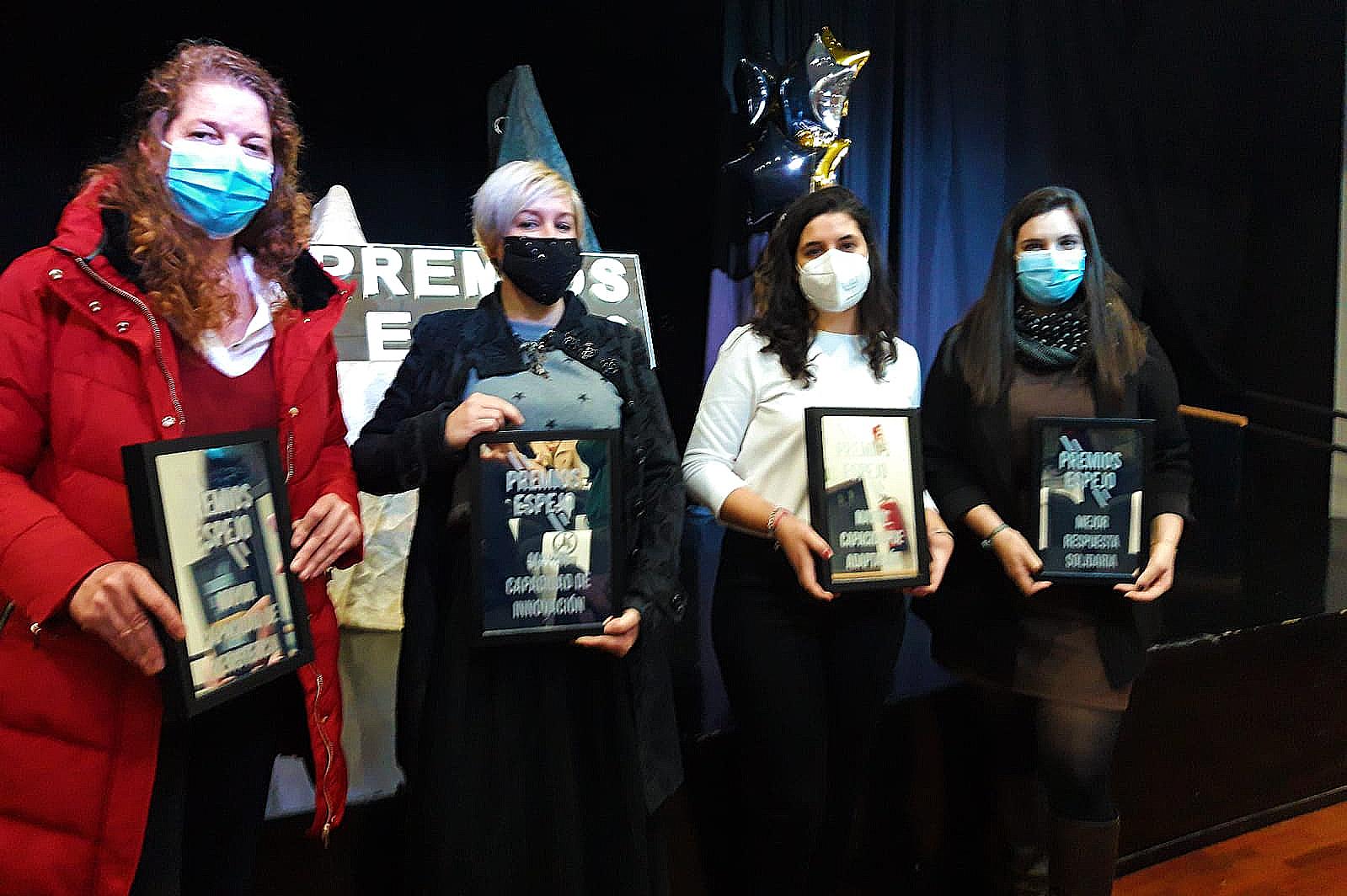 Premios Espejo palmarés 2020