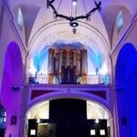 Festival de Órgano de Vicálvaro (iluminación Adviento)