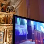 Festival de Órgano de Vicálvaro (proyección en pantalla)