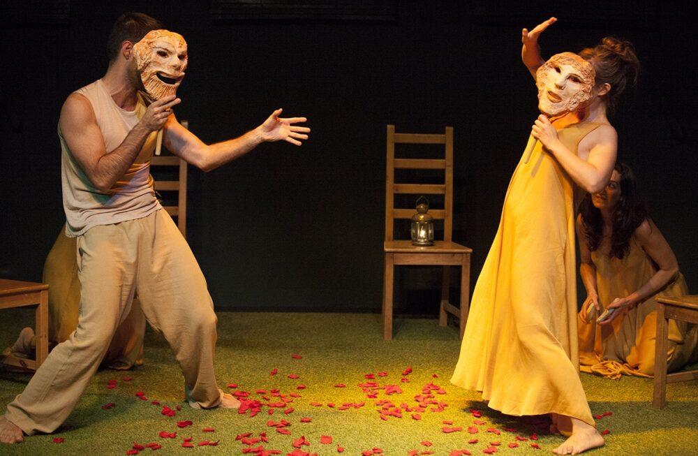 Yerma. Guindalera Teatro (foto: Susana Martín)