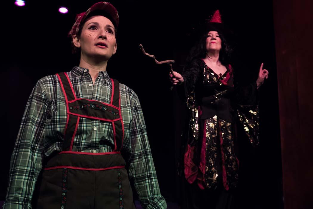 Hansel y Gretel, del cuento a la ópera. Cía. Óperaytú