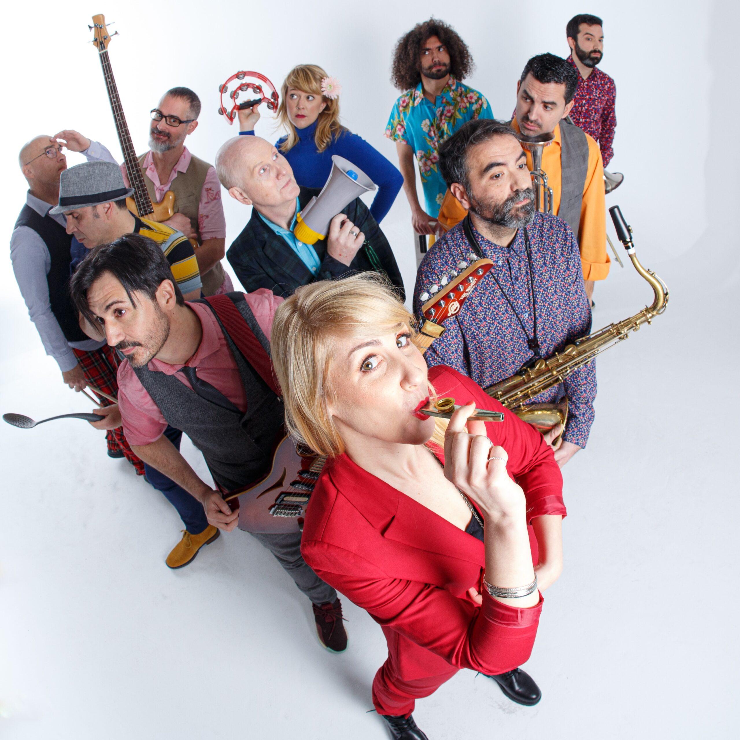 Noa Lur & Jazz for Children Ensemble