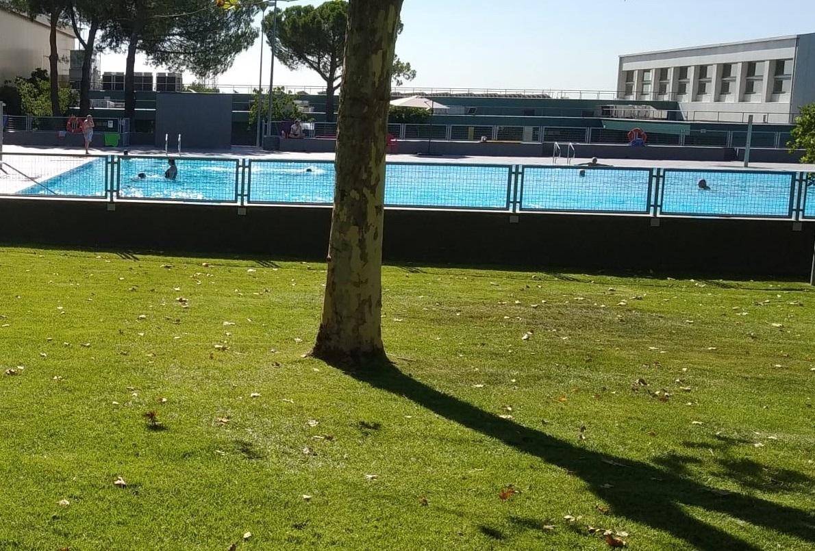 Piscina de verano municipal de Vicálvaro