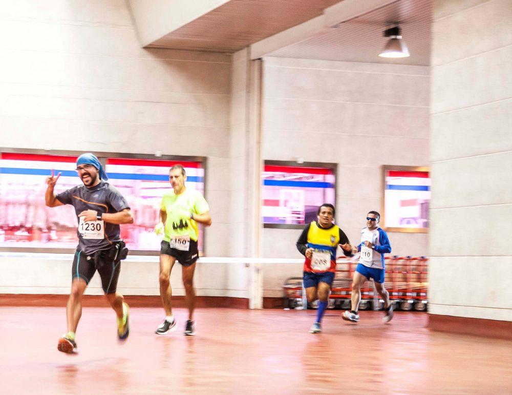 Mercamadrid convoca 2.000 deportistas