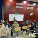 Debate sobre Plan de Acción del Foro Local de Villa de Vallecas