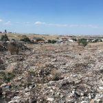 El vertedero del sector 6 de Cañada Real contenía residuos inflamables