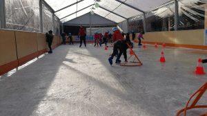 Por primera vez, los niños de Villa de Vallecas podrán patinar en su propio distrito