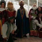 Los pregoneros anuncian la llegada de los Reyes Magos a Villa de Vallecas