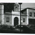 Uno de los edificios característicos del pueblo de Vallecas