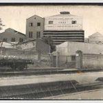 Fábrica situada en la avenida de la Albufera