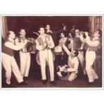 Imagen orquesta de Villa de Vallecas, en 1960
