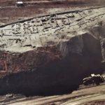 Vista aérea del poblado carpetano del Cerro de la Gavia