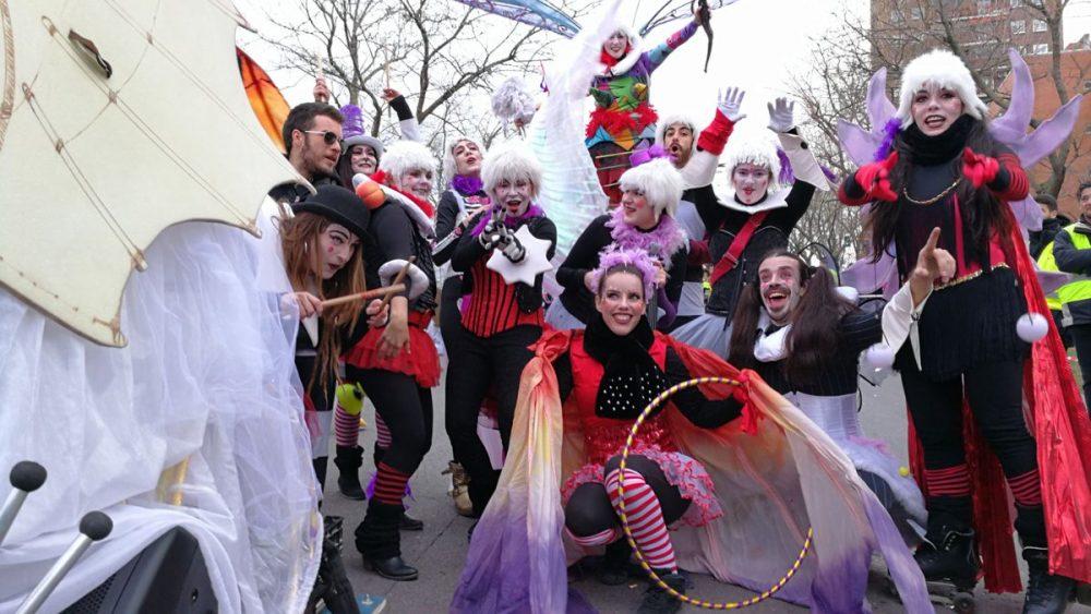 Diferentes grupos vecinales y culturales harán posible este carnaval