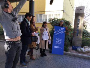 Un recorrido por Vallecas con profesores universitarios