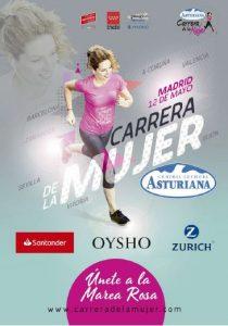 Carrera de la Mujer en Madrid