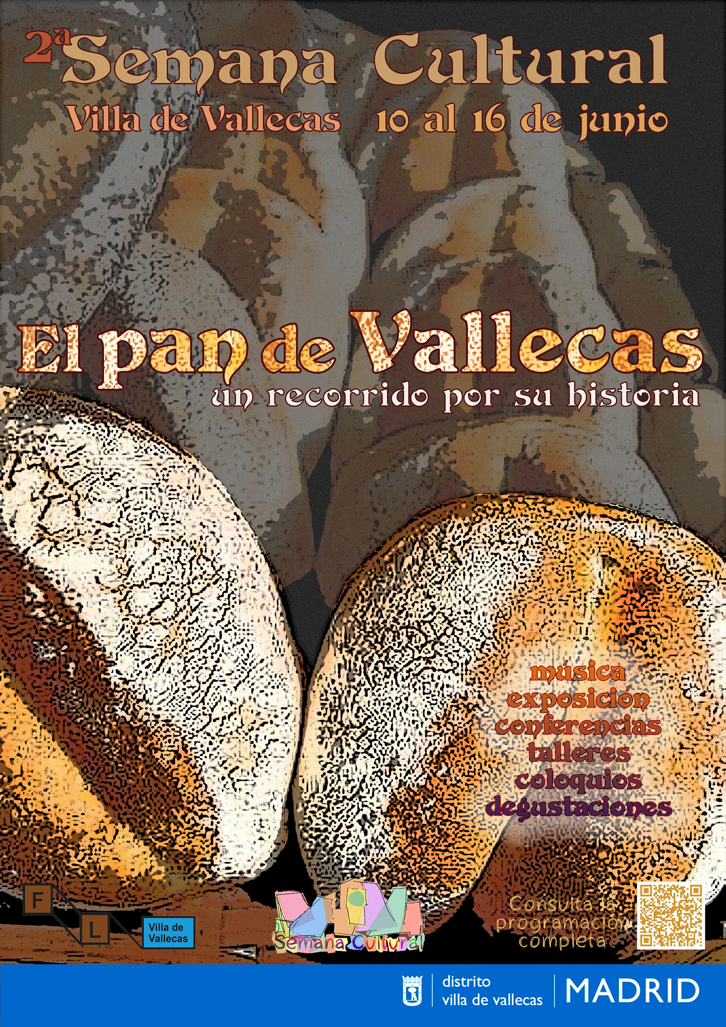 II Semana Cultural de Villa de Vallecas