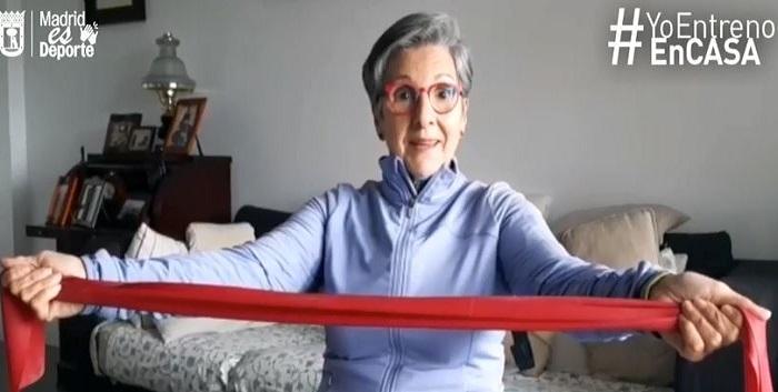 actividad física para mayores