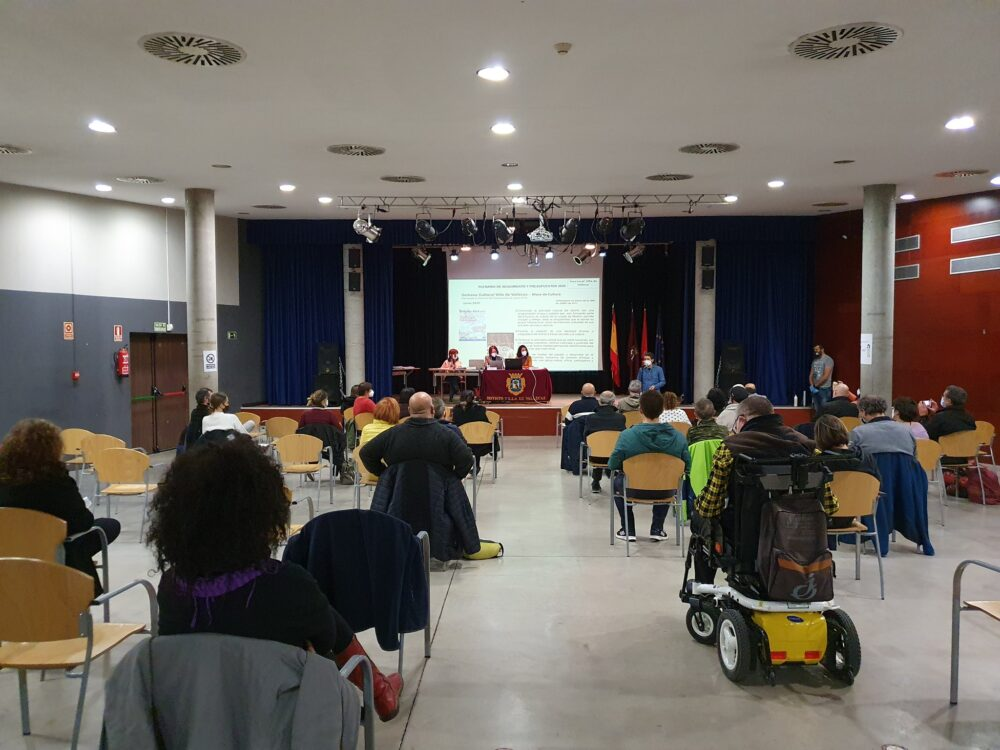 IX Plenario del Foro Local de Villa de Vallecas