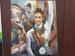 Exposición Madrileñas de oro, plata y bronce