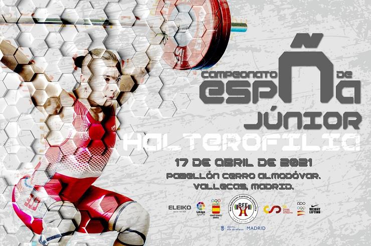 Campeonato de España Júnior 2021