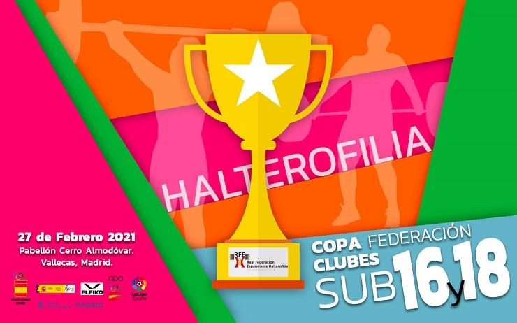 Copa federación de Clubes Sub16 y Sub18