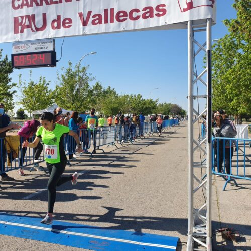 IX Carrera Popular PAU de Vallecas