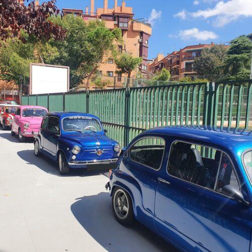 Concentración de 600 en el Día del Deporte en Villa de Vallecas