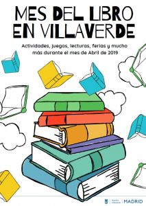 Mes del libro en Villaverde