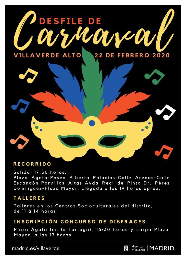 Carnaval 2020 Villaverde