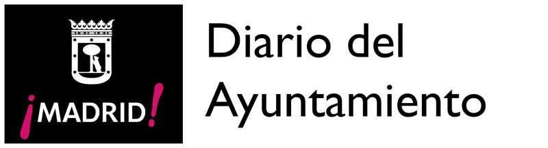 Diario del Ayuntamiento de Madrid