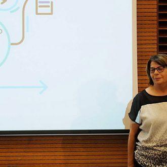 Inés Sabanés y Manuela Carmena presentando el Plan para la Limpieza de Madrid